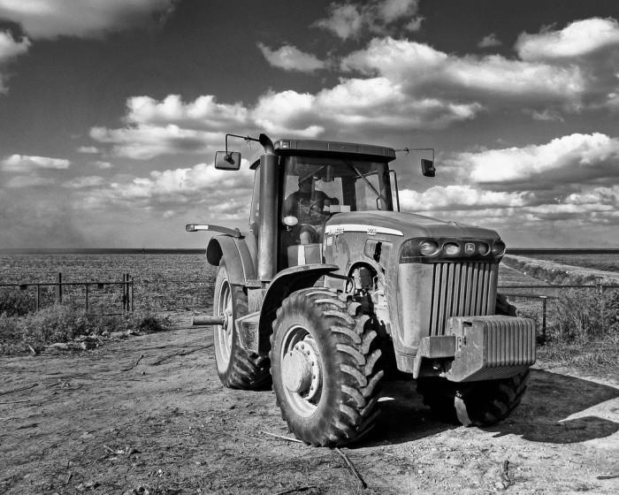 12. John Deere Tractor