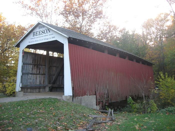 3. Beeson Covered Bridge