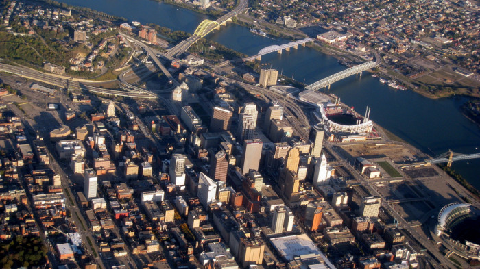 8) Cincinnati