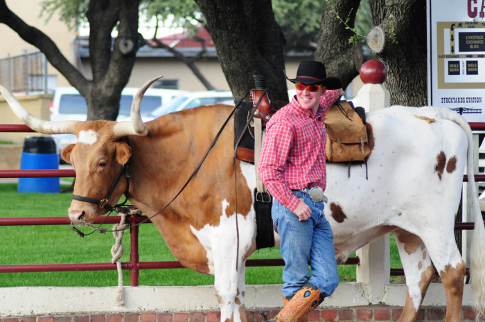 1) Cowboys, obviously. Texas just wouldn't be Texas without 'em!