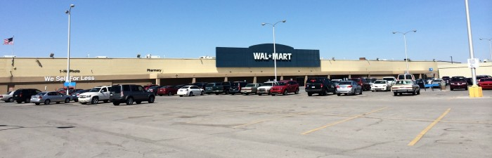 3. Going to Wal-Mart is a necessity; it's not how we have fun. Believe it or not, there are plenty of other things Mississippians would rather be doing than spending the day at Wal-Mart…like anything else.