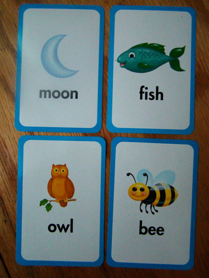12. I got so tired of seeing multiplication flash cards. I could go another lifetime without them. UGH!