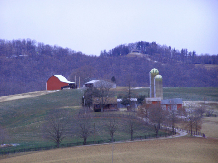 9) Zimmer Farm (Marietta)