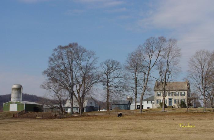 12) Greenwood Farm (Newport)