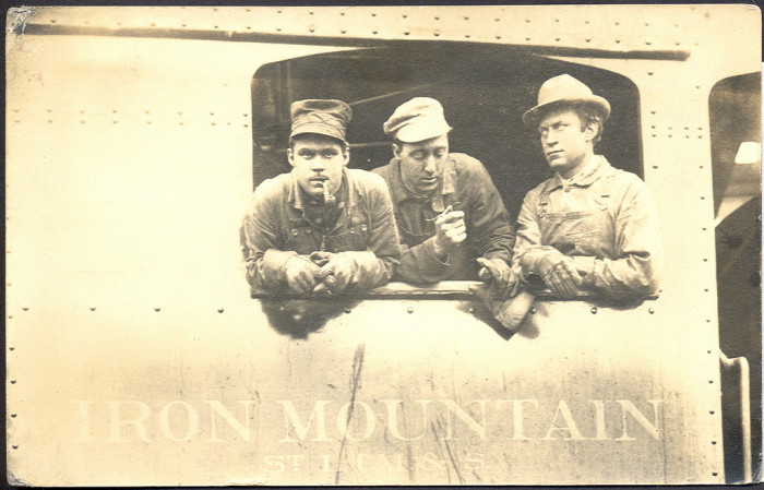 3.) Union Pacific Railroad Workers