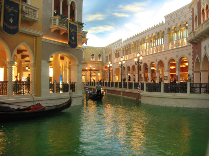 5. Las Vegas Strip Hotels & Casinos