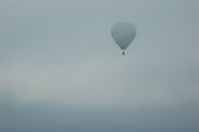 5.) Flying high above Colorado