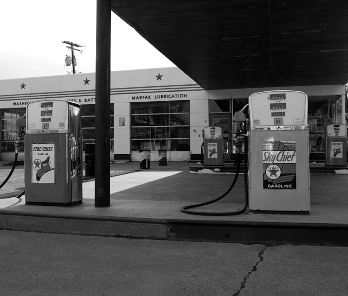 7) Motorists may not pump their own gasoline