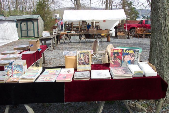 9) Flea Market of the South - 1221 W 4th St, Adel, GA 31620