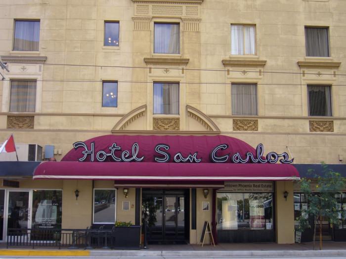 10. Hotel San Carlos, Phoenix