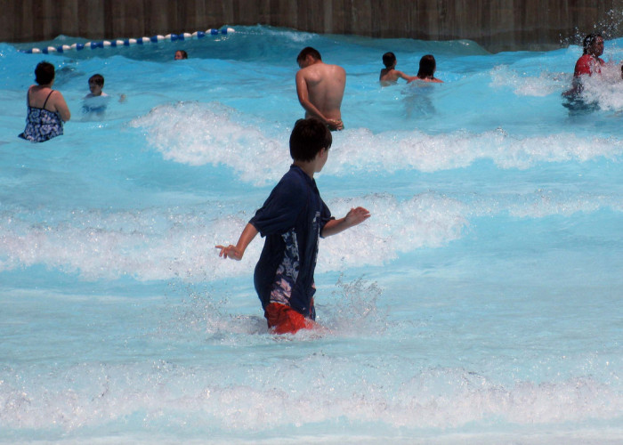 3) Go to Soak City, Zoombezi Bay, or any other water park for all the fun in the sun you could ever imagine.