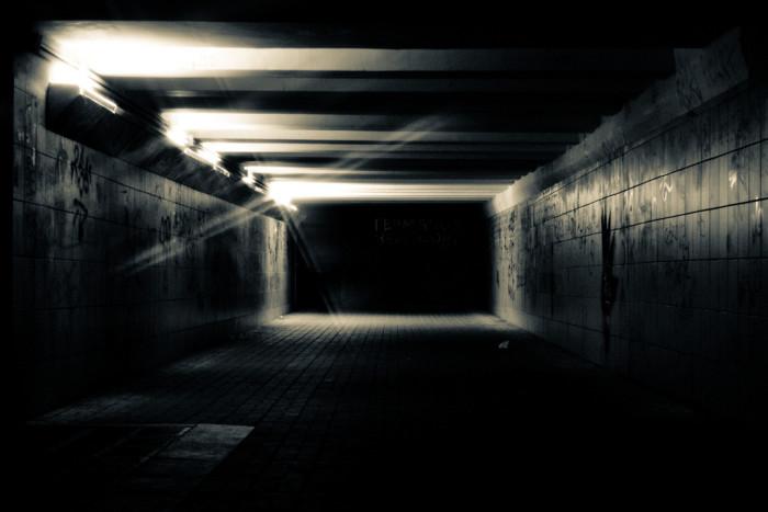 1. The Tunnels Under LSU