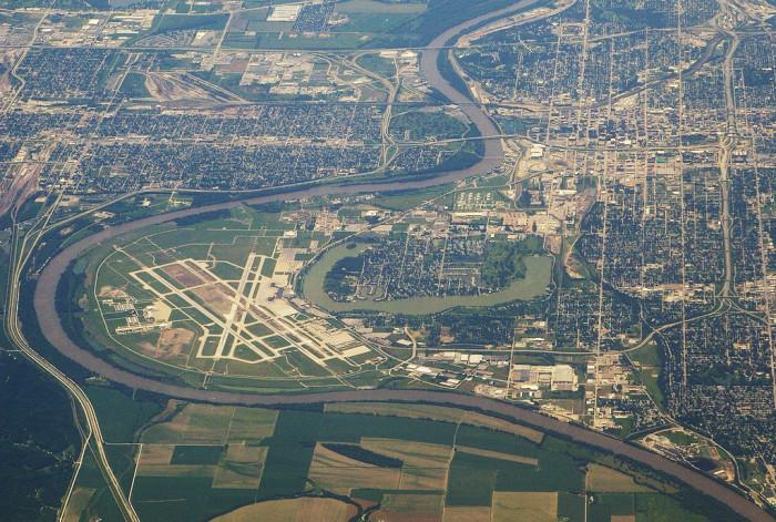 20 Unique Aerial Views Of Nebraska