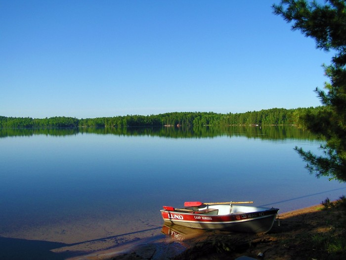 1. There are actually over 11,000 lakes in the land of 10,000 lakes. Get it right.