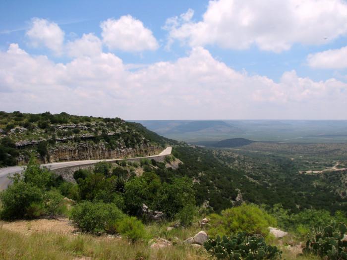 9) Government Canyon State Natural Area (San Antonio)
