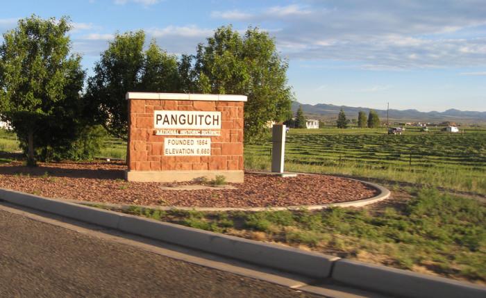 15) Panguitch