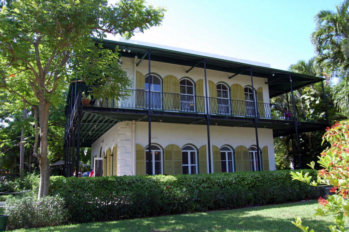 9. Hemingway Home and Museum, Key West, FL