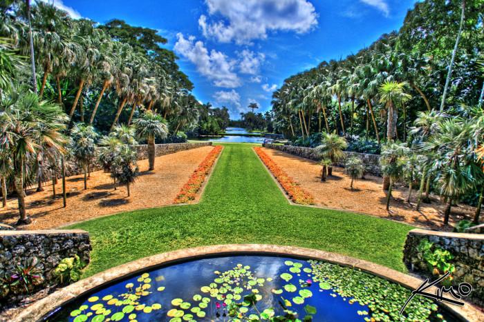 10. Fairchild Tropical Botanic Gardens