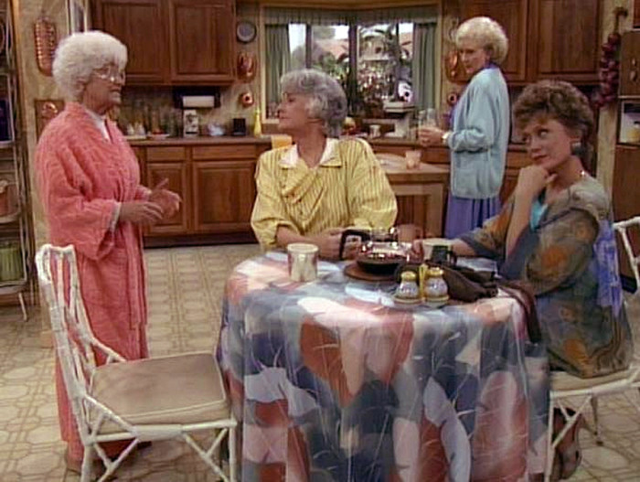 """4. Who doesn't remember the """"Golden Girls""""? I still watch them every night as I go to bed. There will NEVER be another sitcom to like this one!"""
