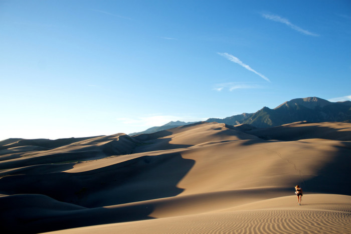14.) Discovering the Dunes