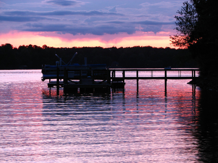 4. Lake Wylie