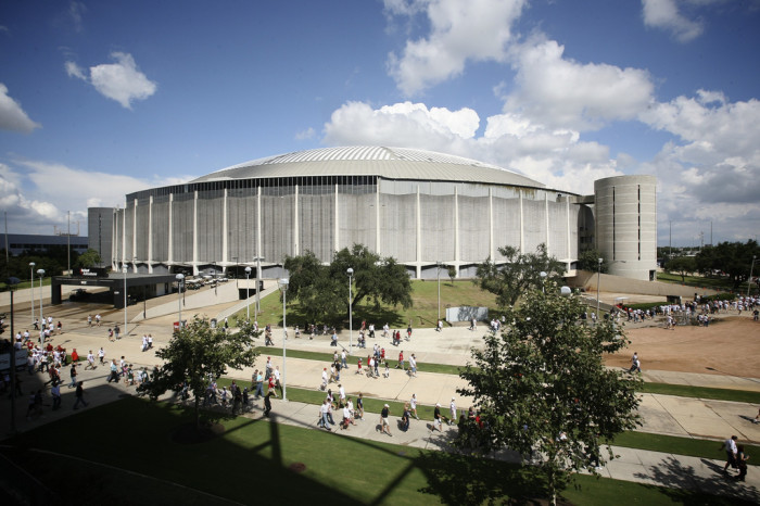 7) Astrodome (Houston)