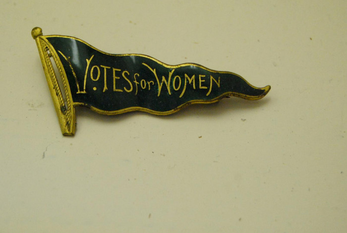 4. Arizona women won state suffrage eight years earlier than the rest of the country.