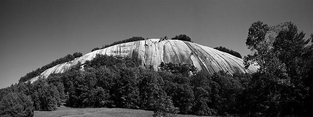 11. Stone Mountain