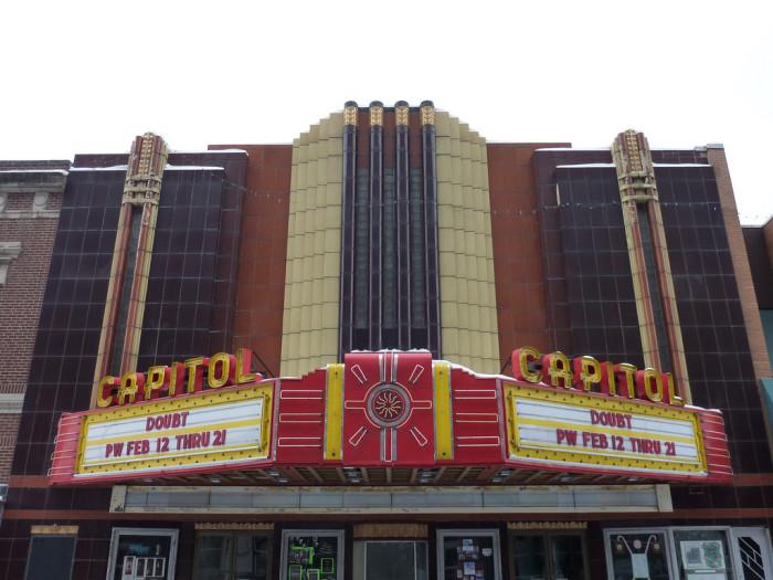 2. Capitol Theater, Burlington