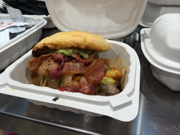 3. Zombie Burger