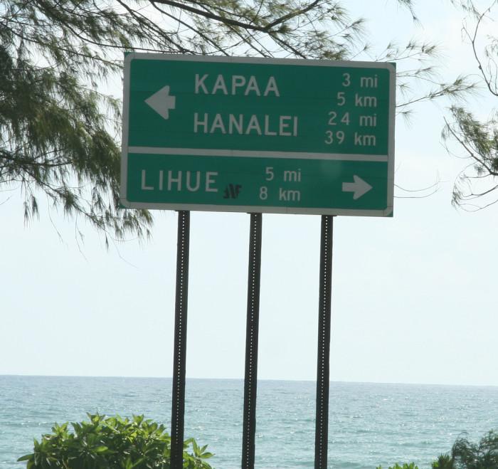 4-6) Hanalei, Kapaa & Lihue