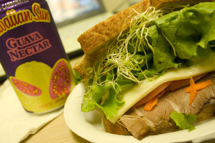 4) Andy's Sandwiches & Smoothies, Oahu