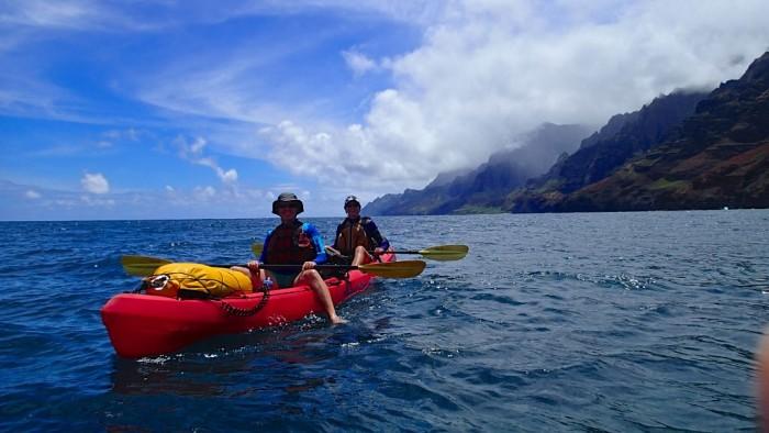 4) Rent kayaks.
