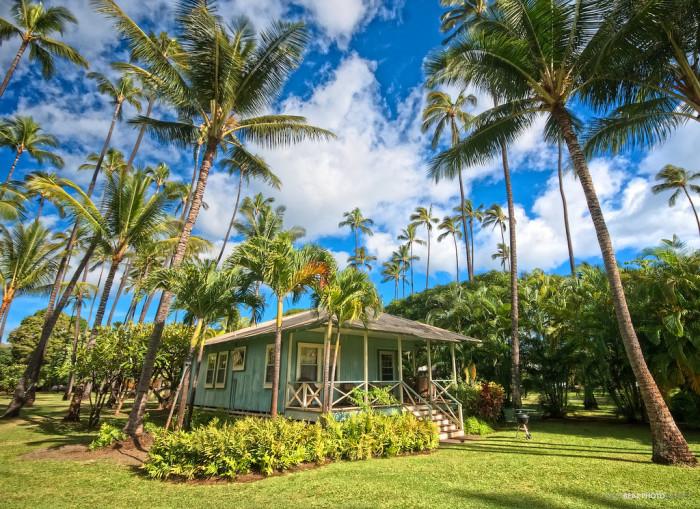 4) Waimea Plantation Cottages, Kauai