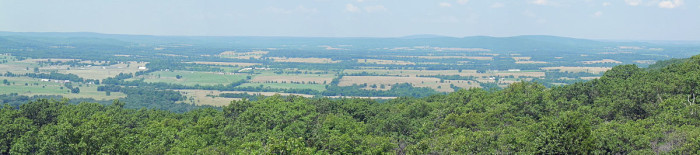 4. Bald Knob in Buford Mountain Conservation Area