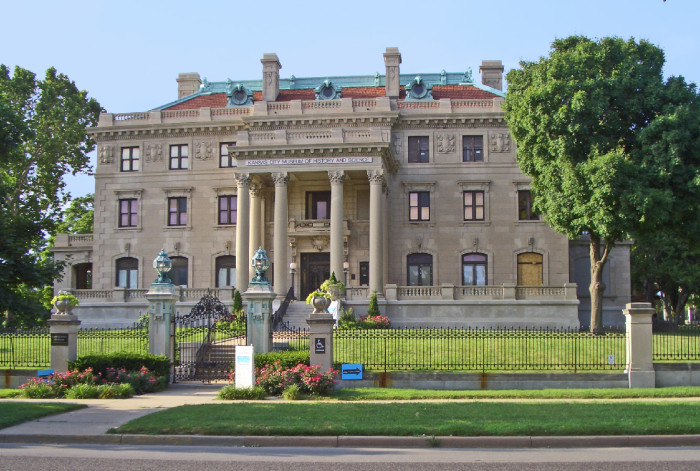 4. Corinthian Hall, Kansas City