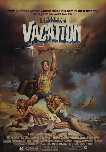 3. National Lampoon's Vacation