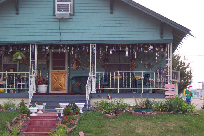 4. A Whole Lotta Wind Chimes in Marshall County