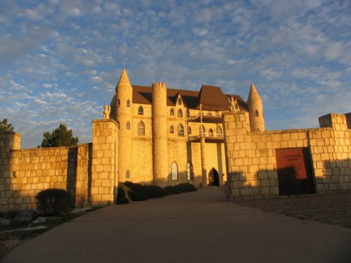 5) Falkenstein Castle (Burnet)