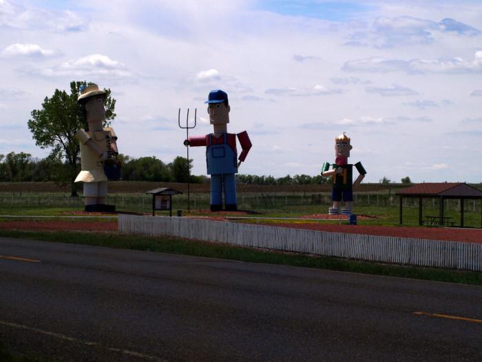 3. Enchanted Highway - I-94