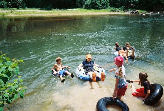 4. Bogue Chitto Water Park