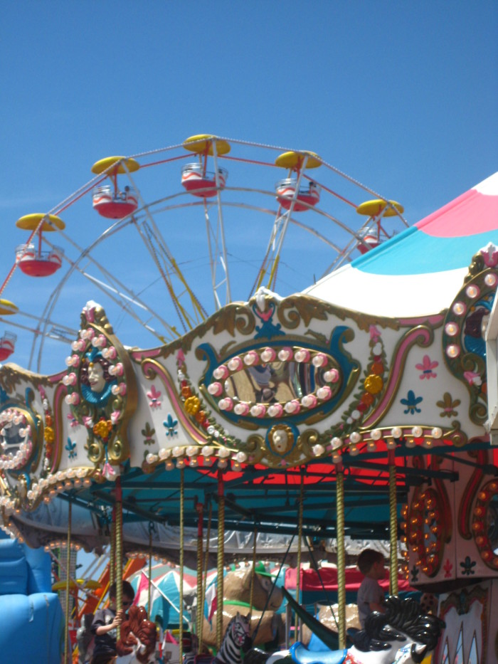 9) Strawberry Festival Fairgrounds (Poteet)
