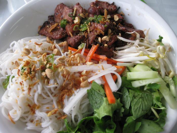 2. Asian cuisine.