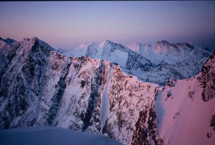 9) Alpenglow