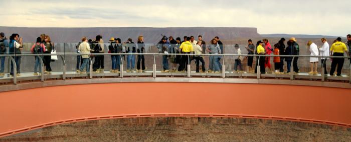4. Grand Canyon Skywalk