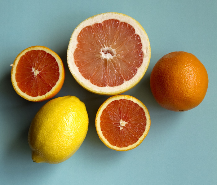 11. You can't live without citrus.