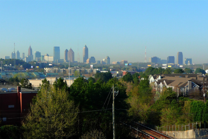 9) Lindbergh - Atlanta, GA