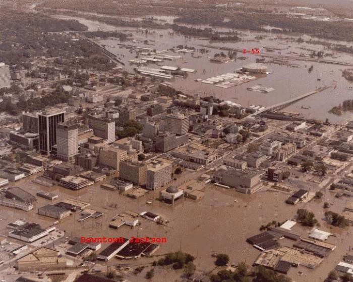 4. 1979 Easter Flood