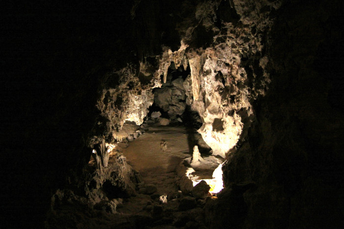 7. Check out one of Arizona's public caves