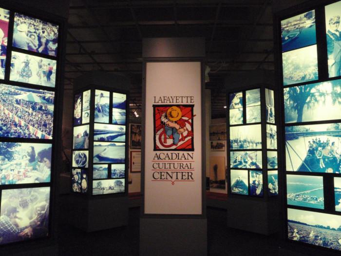 1. Acadian Cultural Center, Lafayette, LA